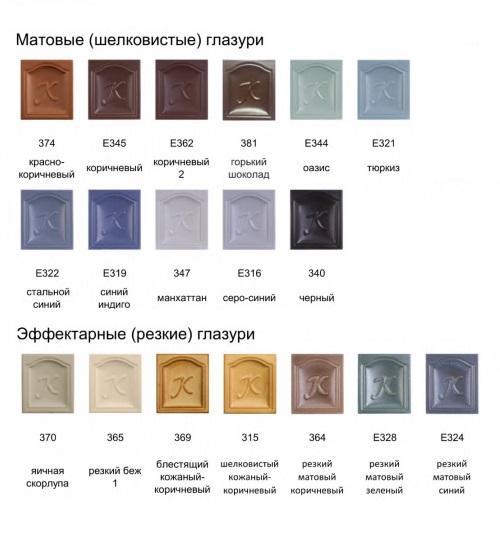 HQkeramik изразец Премиум цвета