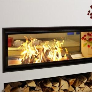 Brunner Architektur-Kamin огонь