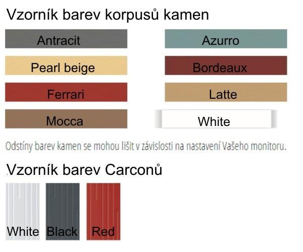 печь bef aries 7 цвета