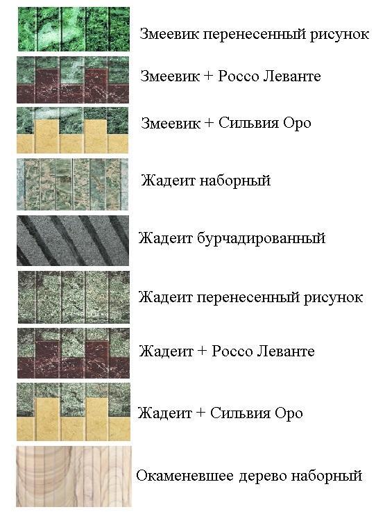 Облицовки Ферингер Ламель