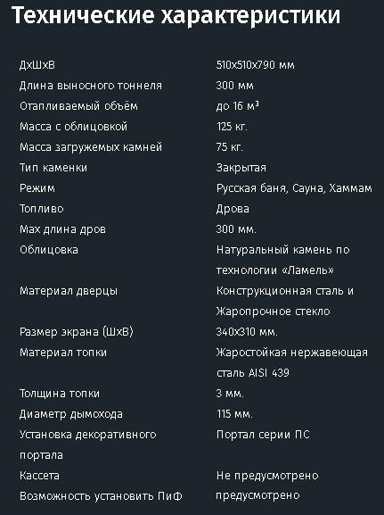 Характеристики Vohringer Мини ПС