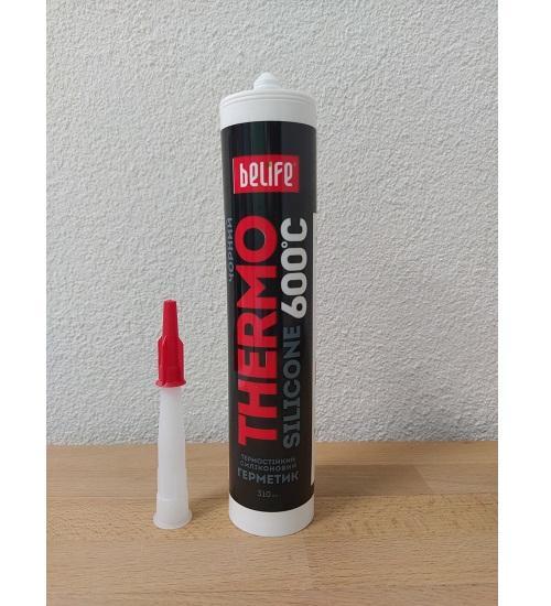 Герметик термостойкий силиконовый